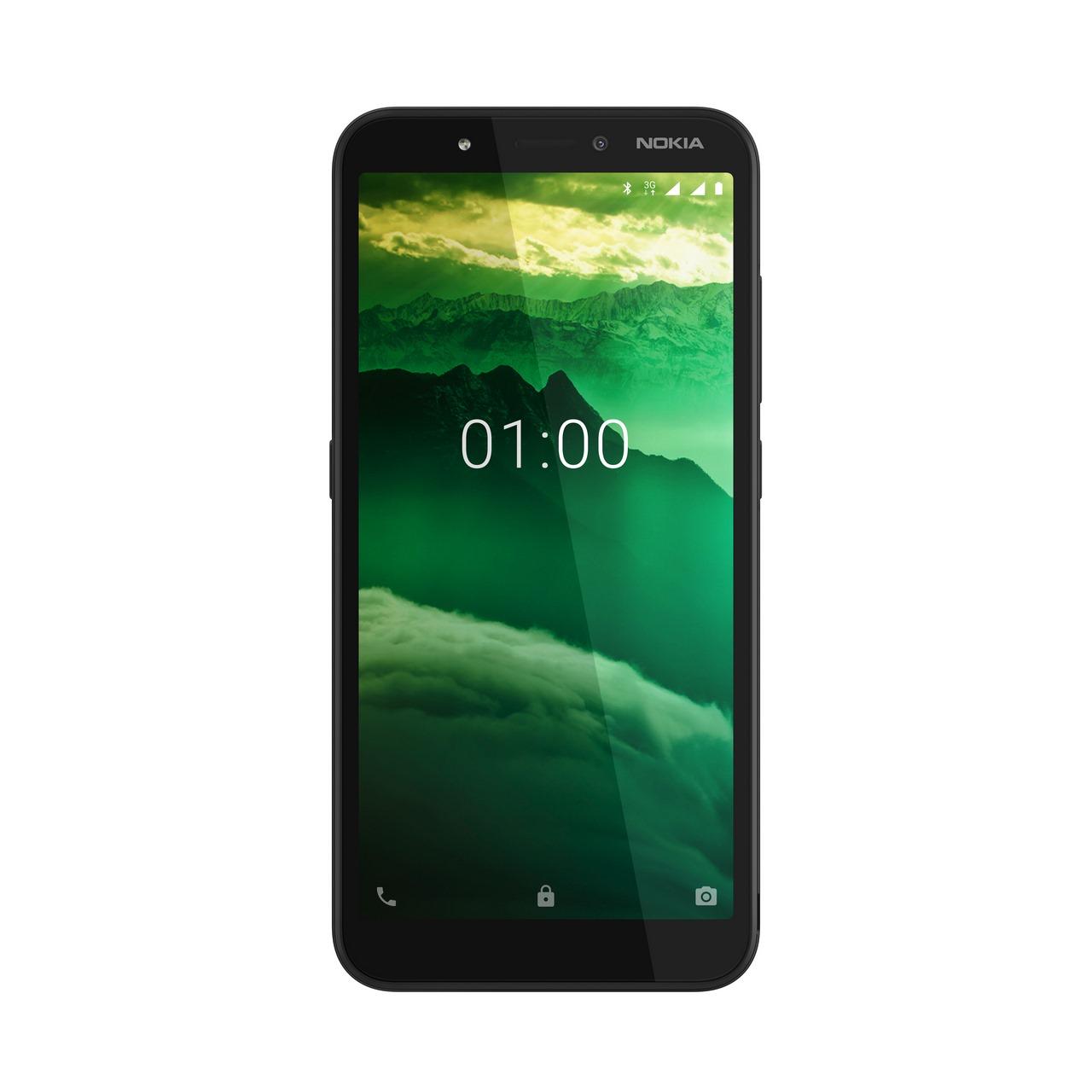 Nokia ra mắt smartphone C1 cho người mới chuyển lên từ điện thoại