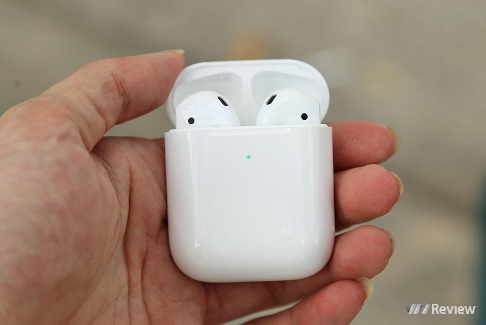 Chi tiết đánh giá tai nghe Airpods 2 - Nên có nên mua Airpods hay không