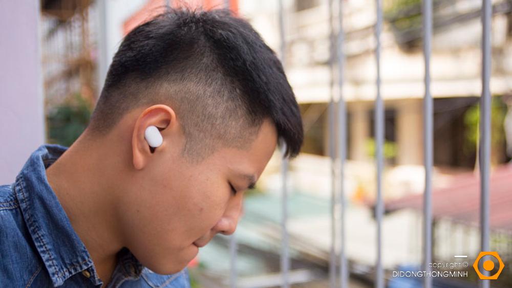 Đánh giá chi tiết tai nghe Bluetooth Xiaomi AirDots