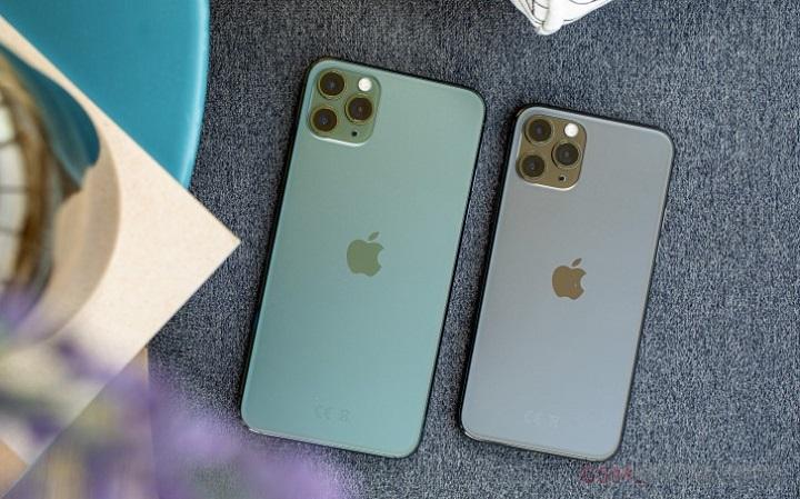 Sforum - Trang thông tin công nghệ mới nhất gsmarena_009-9 Đánh giá Apple iPhone 11 Pro/11 Pro Max: Khả năng chụp hình tốt, dung lượng pin cải thiện vượt bậc