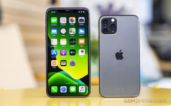 Sforum - Trang thông tin công nghệ mới nhất gsmarena_011-6 Đánh giá Apple iPhone 11 Pro/11 Pro Max: Khả năng chụp hình tốt, dung lượng pin cải thiện vượt bậc
