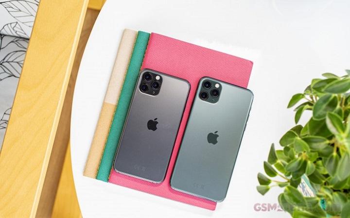 Sforum - Trang thông tin công nghệ mới nhất gsmarena_016-4 Đánh giá Apple iPhone 11 Pro/11 Pro Max: Khả năng chụp hình tốt, dung lượng pin cải thiện vượt bậc