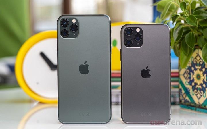 Sforum - Trang thông tin công nghệ mới nhất gsmarena_022-3 Đánh giá Apple iPhone 11 Pro/11 Pro Max: Khả năng chụp hình tốt, dung lượng pin cải thiện vượt bậc