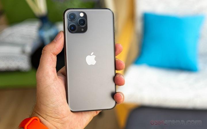 Sforum - Trang thông tin công nghệ mới nhất gsmarena_025-4 Đánh giá Apple iPhone 11 Pro/11 Pro Max: Khả năng chụp hình tốt, dung lượng pin cải thiện vượt bậc