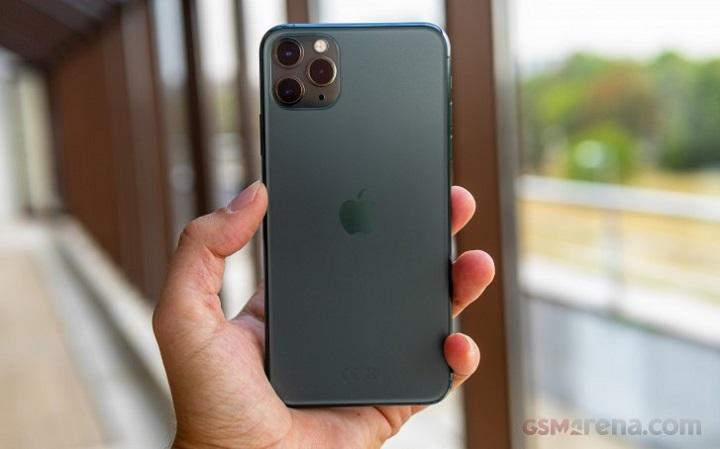 Sforum - Trang thông tin công nghệ mới nhất gsmarena_028-3 Đánh giá Apple iPhone 11 Pro/11 Pro Max: Khả năng chụp hình tốt, dung lượng pin cải thiện vượt bậc