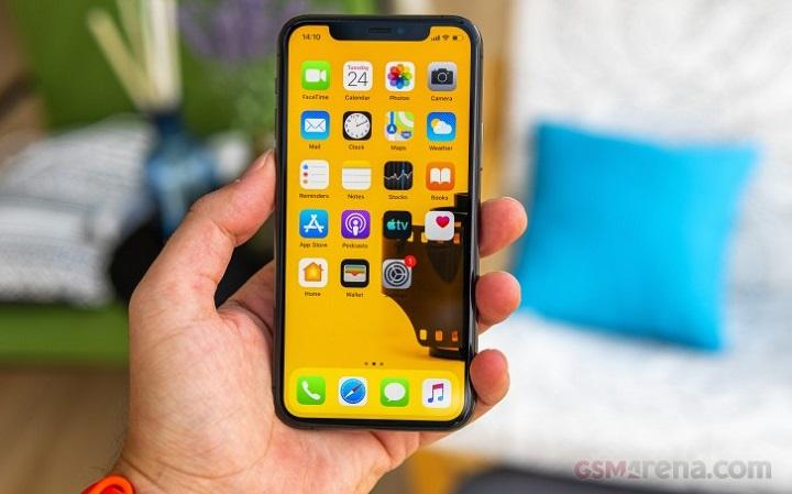 Sforum - Trang thông tin công nghệ mới nhất gsmarena_024-3 Đánh giá Apple iPhone 11 Pro/11 Pro Max: Khả năng chụp hình tốt, dung lượng pin cải thiện vượt bậc