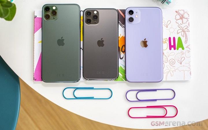 Sforum - Trang thông tin công nghệ mới nhất gsmarena_002-10 Đánh giá Apple iPhone 11 Pro/11 Pro Max: Khả năng chụp hình tốt, dung lượng pin cải thiện vượt bậc