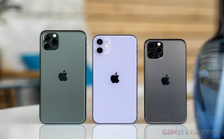 Sforum - Trang thông tin công nghệ mới nhất gsmarena_006-11 Đánh giá Apple iPhone 11 Pro/11 Pro Max: Khả năng chụp hình tốt, dung lượng pin cải thiện vượt bậc