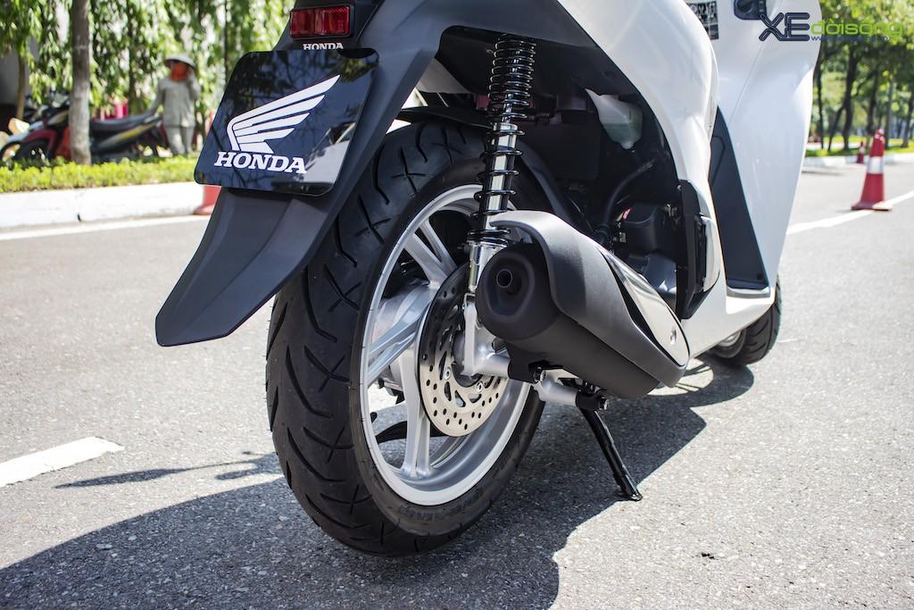 Đánh giá nhanh Honda SH 2020: Phải mua phiên bản này mới được tận hưởng đủ