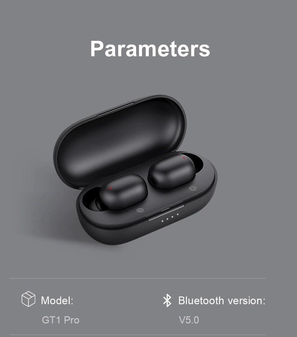 Đánh giá chi tiết tai nghe Bluetooth True Wireless Haylou GT1 Pro