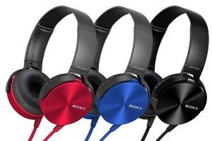 Đánh giá nhanh Tai nghe Sony MDR-XB450AP