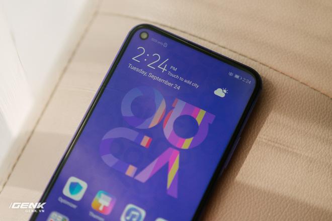 Đánh giá chi tiết Huawei Nova 5T: Thiết kế trẻ, cấu hình cao, đáng mua không? - Ảnh 13.