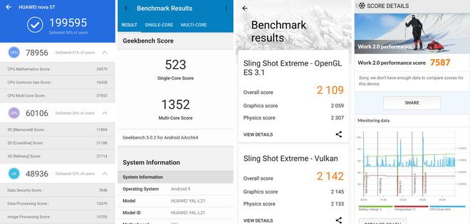 Đánh giá chi tiết Huawei Nova 5T: Thiết kế trẻ, cấu hình cao, đáng mua không? - Ảnh 14.