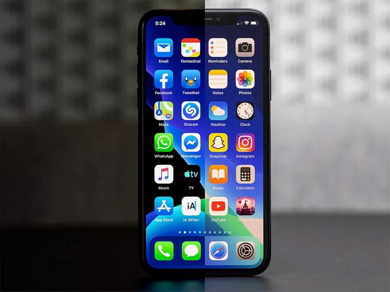 Điện thoại iPhone 11 Pro 256GB | Giao diện màn hình chính