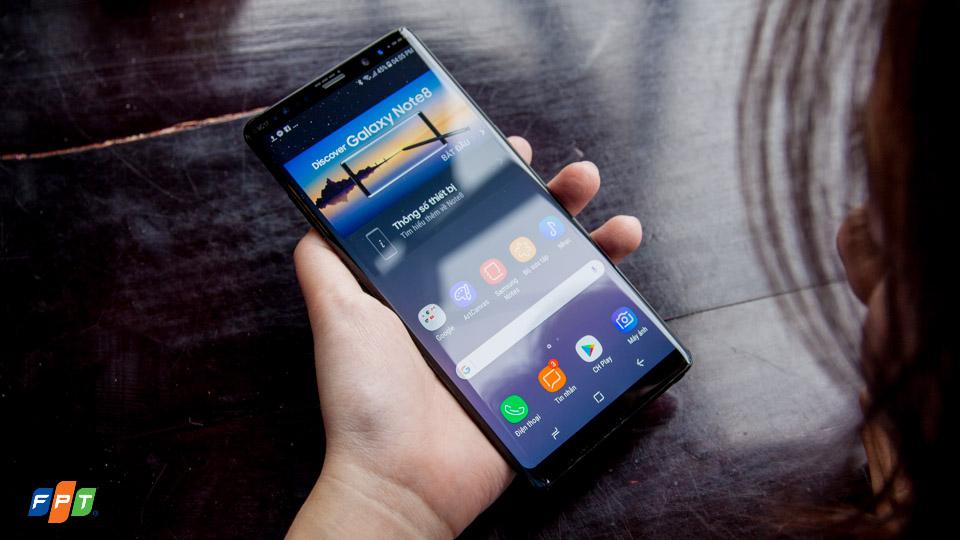 Đánh giá Galaxy Note 8 sau vài ngày trải nghiệm (Ảnh 3)