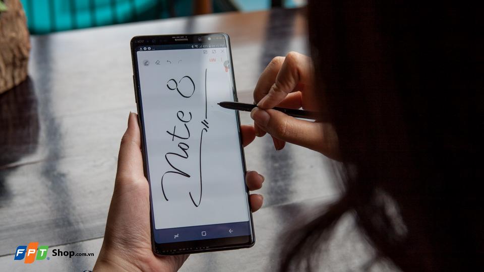 Đánh giá Galaxy Note 8 sau vài ngày trải nghiệm (Ảnh 4)