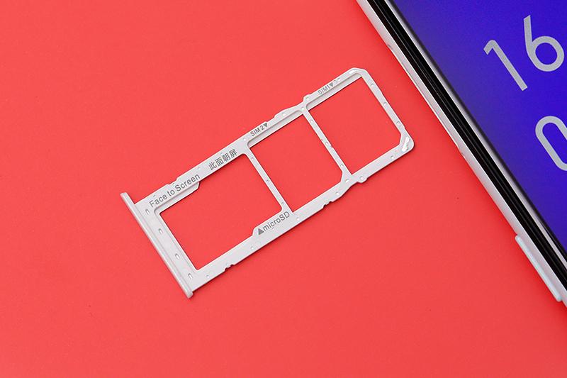 Điện thoại OPPO A31 | Hỗ trợ 2 sim kèm thẻ nhớ ngoài