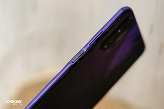 Đánh giá chi tiết Huawei Nova 5T: Thiết kế trẻ, cấu hình cao, đáng mua không? - Ảnh 10.