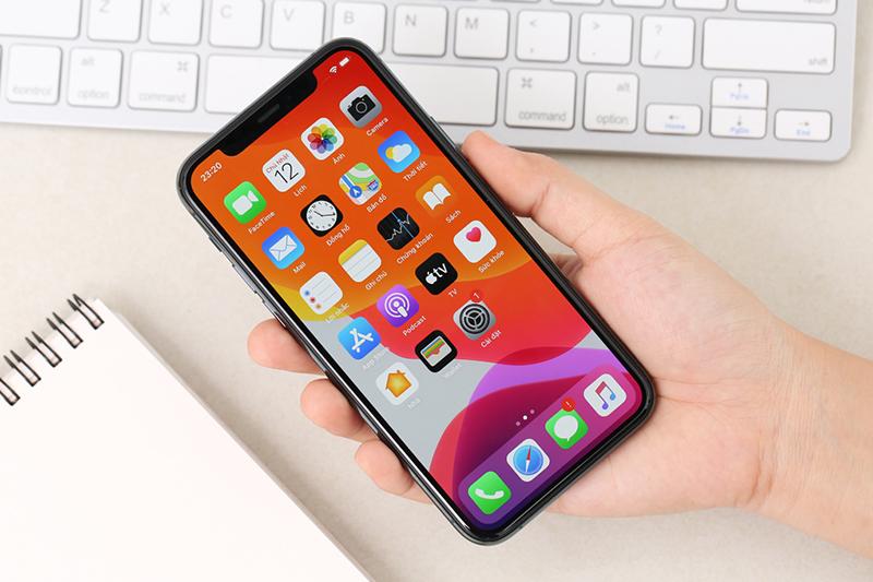 Điện thoại iPhone 11 Pro 256GB | Hiệu năng mạnh mẽ