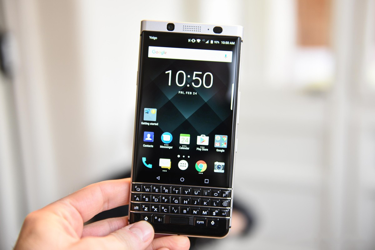 Tất tần tật về BlackBerry KEYTwo: sự trở lại của ông trùm điện thoại một thời 1