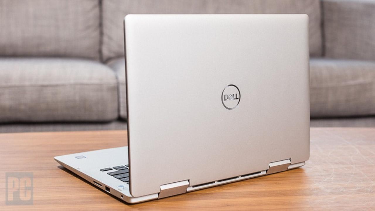 Dell Inspiron 5482: Sang trọng, mạnh mẽ, xoay gập tiện lợi! (Ảnh 1)