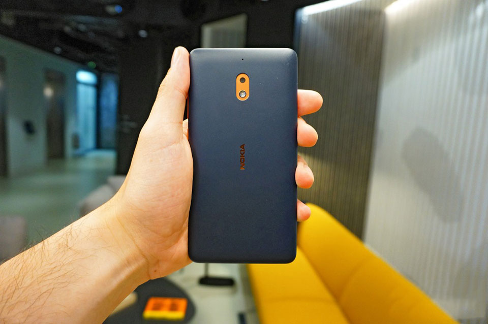 Nokia 2.1: Lựa chọn tuyệt vời dành cho người dùng cơ bản (ảnh 1)