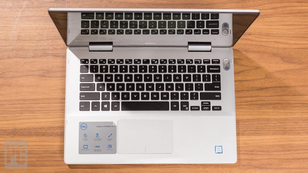 Dell Inspiron 5482: Sang trọng, mạnh mẽ, xoay gập tiện lợi! (Ảnh 3)