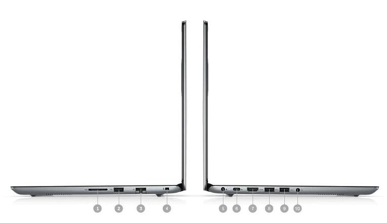 Dell Vostro 5481: Laptop dành cho doanh nhân