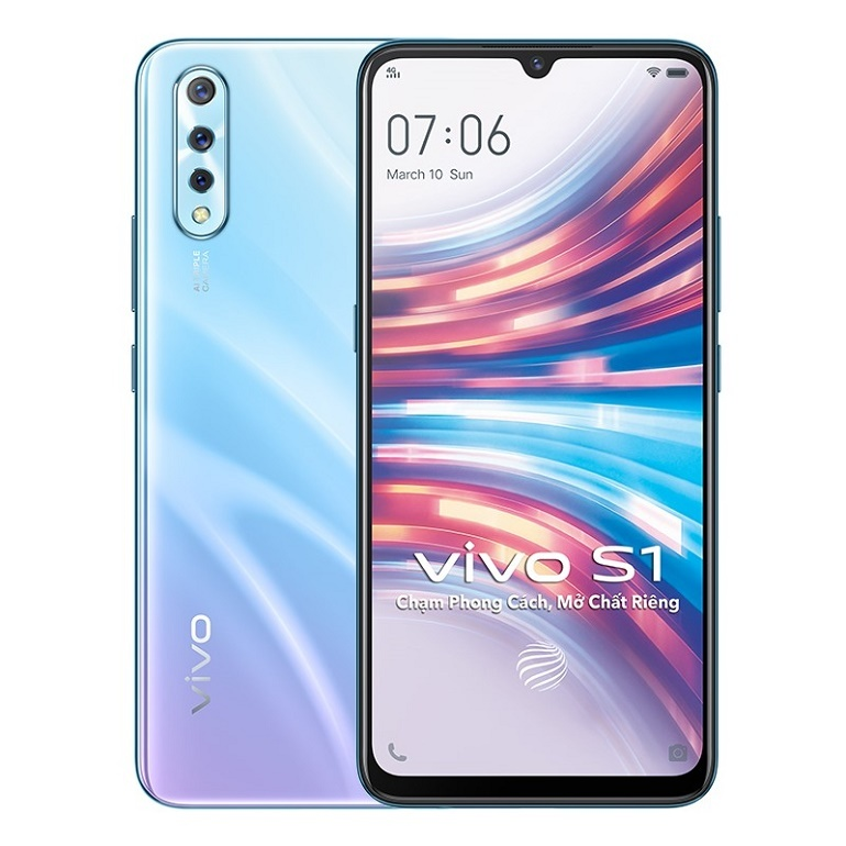 review vivo s1