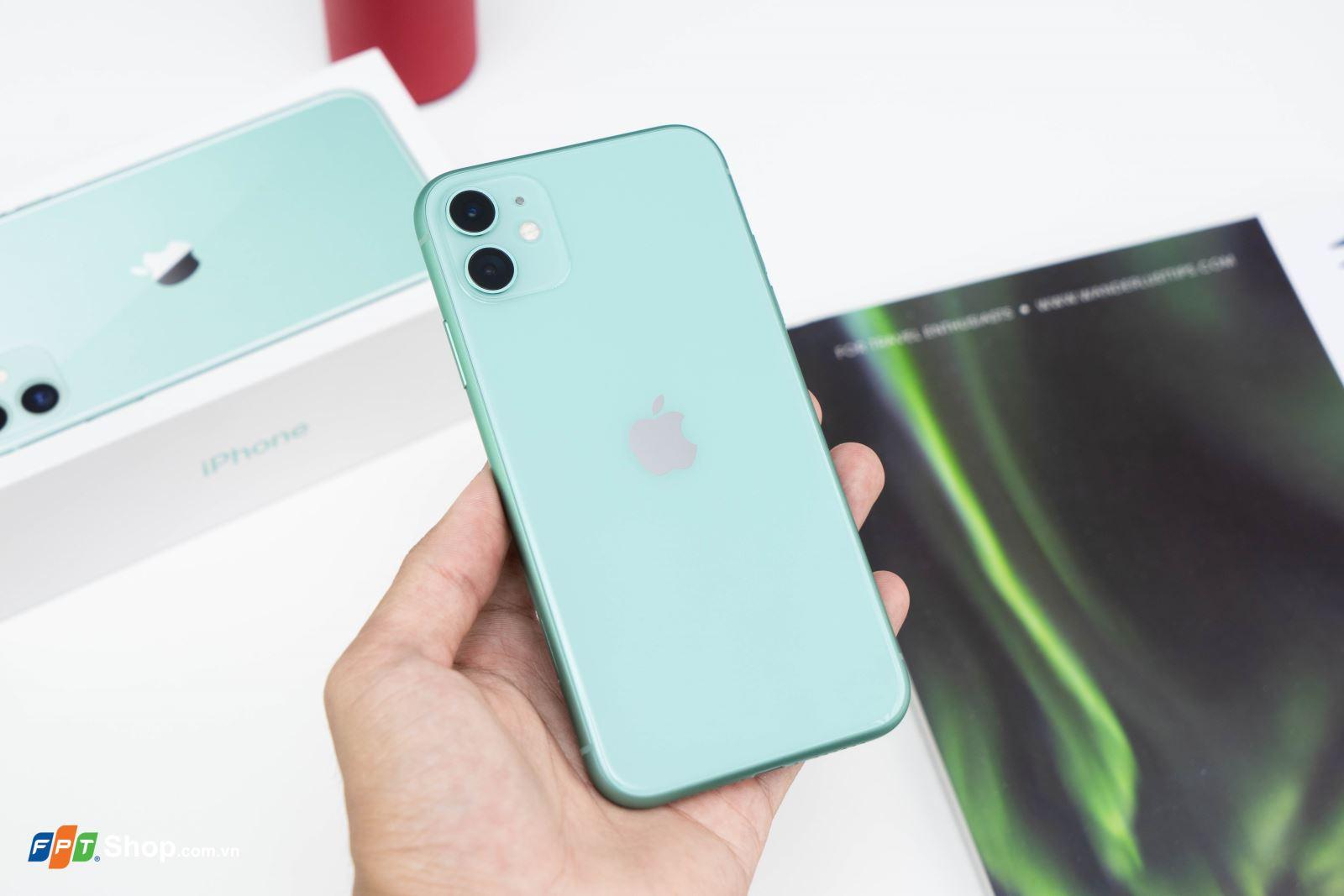 Đánh giá Apple iPhone 11: Không ngán bất kì đối thủ nào