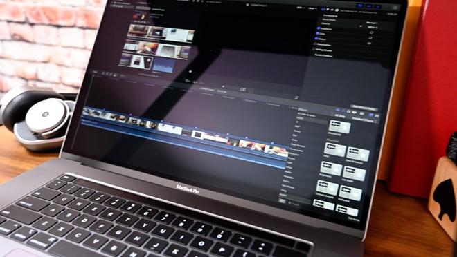 MacBook Pro 16 inch 08