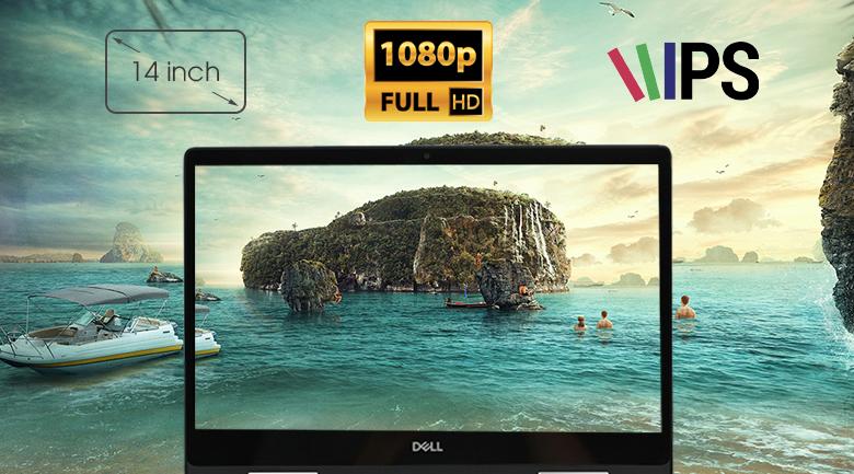 Laptop Dell Inspiron 5482 i7 màn hình sắc nét, sống động