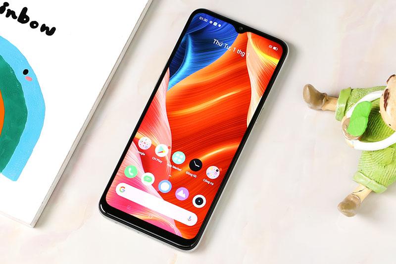 Điện thoại Realme 6i | Thiết kế đẹp mắt