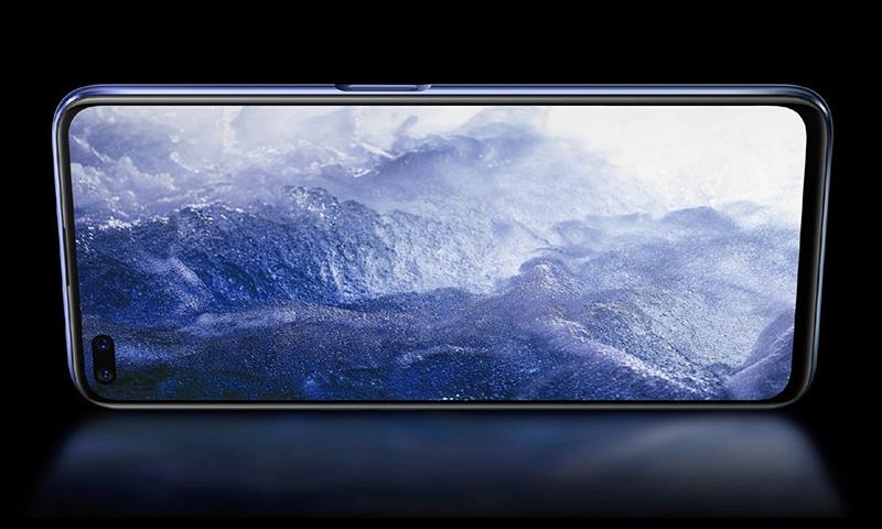 Điện thoại Realme X50 5G | Màn hình tần số quét 120 Hz