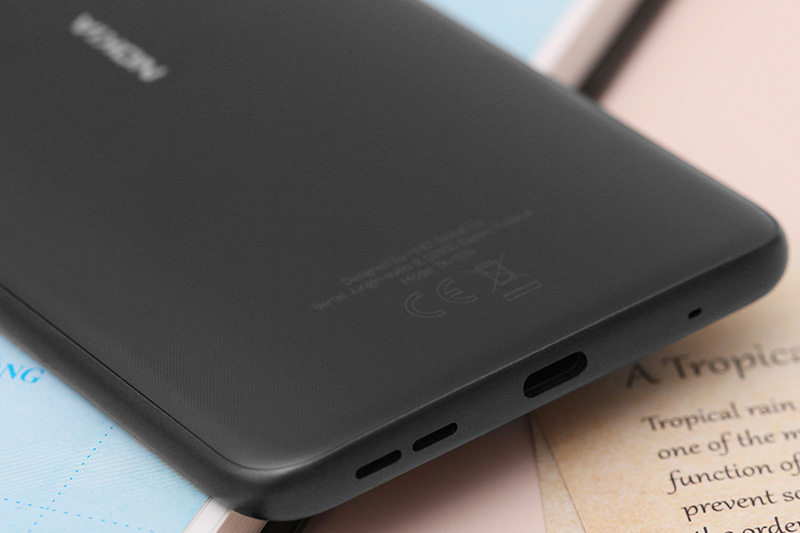 Dùng lượng pin 4000 mAh đi kèm với công nghệ tiết kiệm pin AI giúp điện thoại Nokia có thể trụ được 2 ngày sử dụng