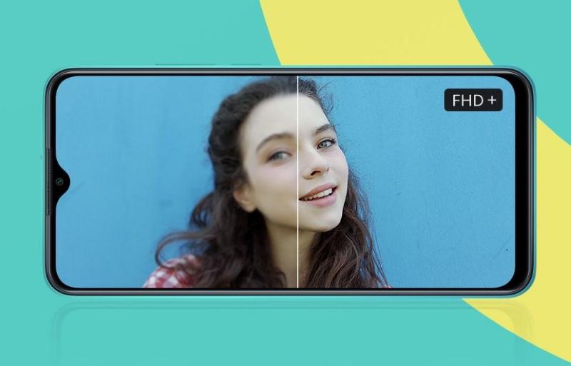 Điện thoại Xiaomi Redmi 9 | Màn hình sắc nết có lọc ánh sáng xanh