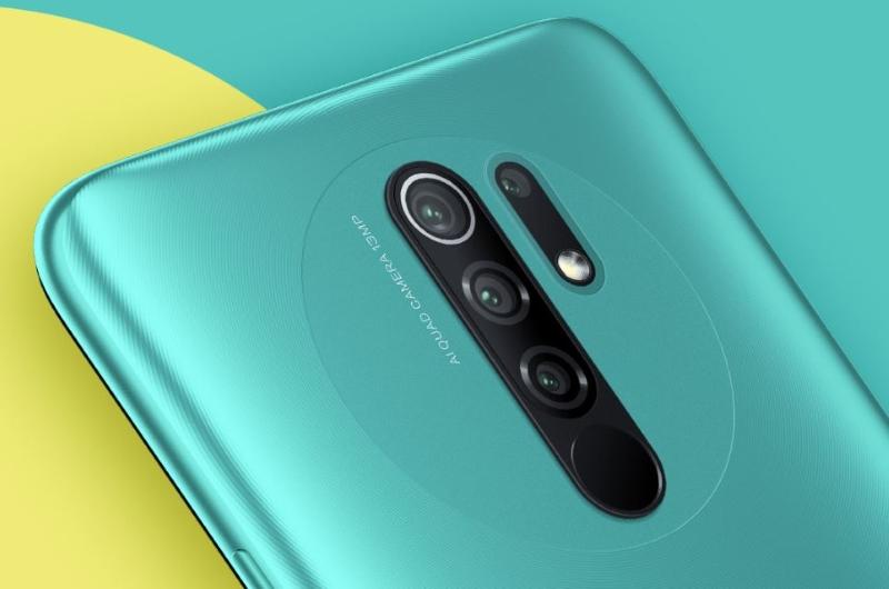 Điện thoại Xiaomi Redmi 9 | Thiết kế cụm camera mới nổi bật