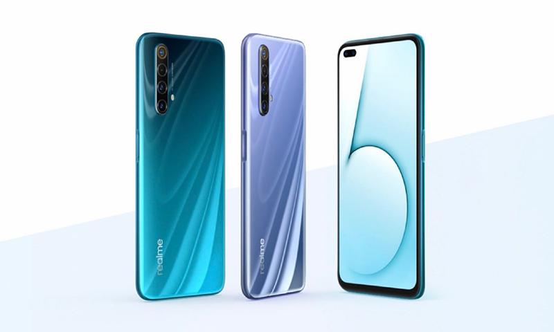 Điện thoại Realme X50 5G | Thiết kế thời thượng