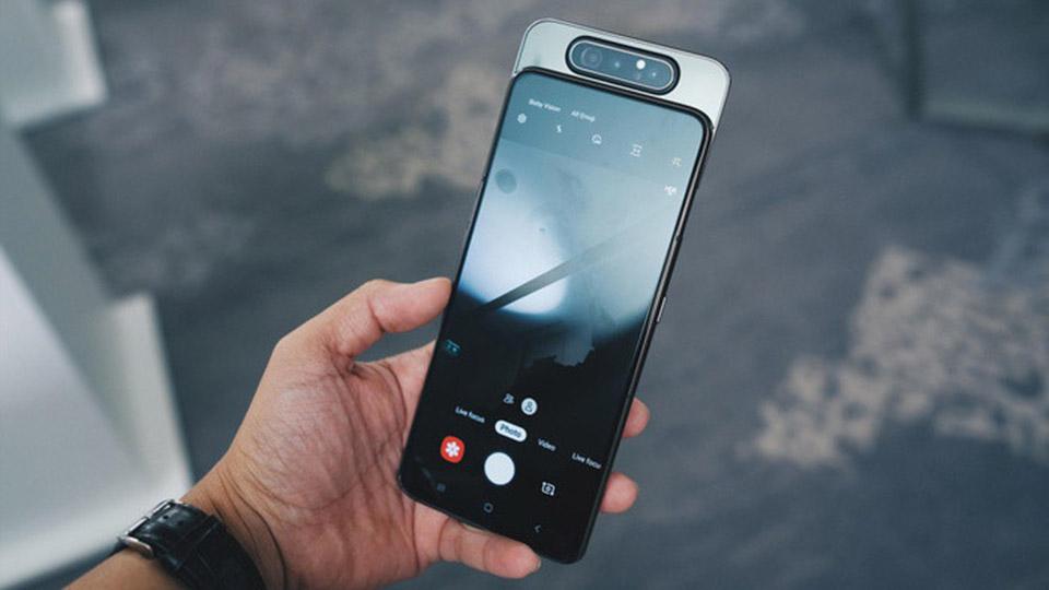 4 bước nhảy vọt công nghệ của Galaxy A80 mà các smartphone cao cấp không có được 2