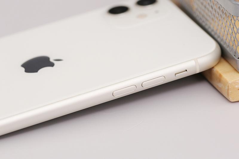 Điện thoại iPhone 11 256GB | Thiết kế cạnh viền
