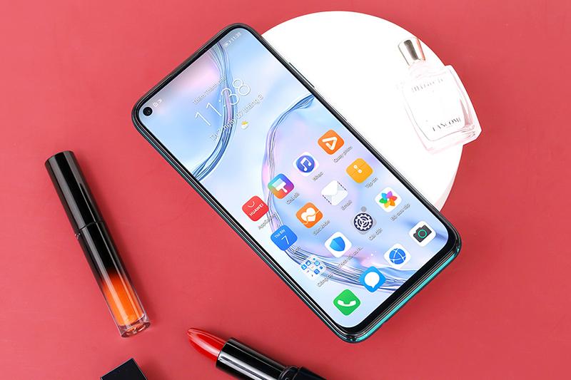 Điện thoại Huawei Nova 7i | Thiết kế màn hình