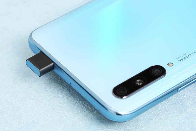 Điện thoại Huawei Y9s | Thiết kế camera selfie thò thụt