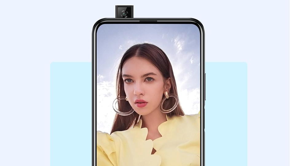 Huawei Y9s: smartphone giá rẻ màn hình không viền