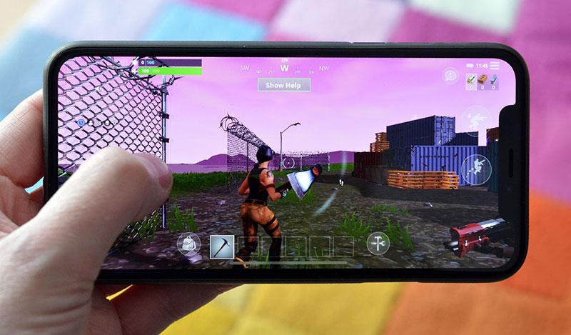 Điện thoại iPhone 11 256GB | Trải nghiệm chơi game trên iPhone 11
