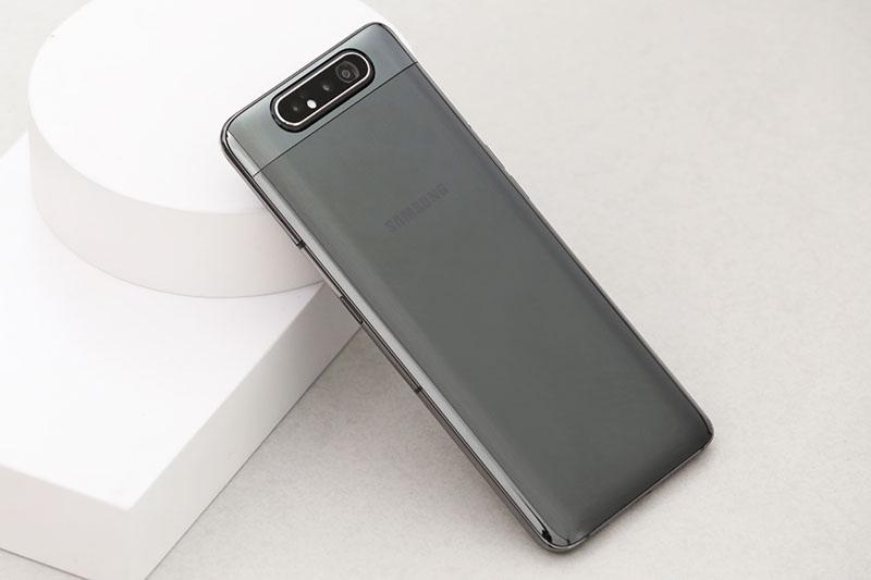 Điện thoại Samsung Galaxy A80 | Cụm camera xoay