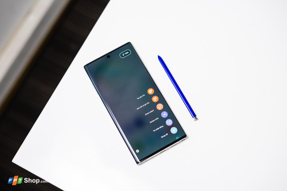 S Pen trên Galaxy Note 10+