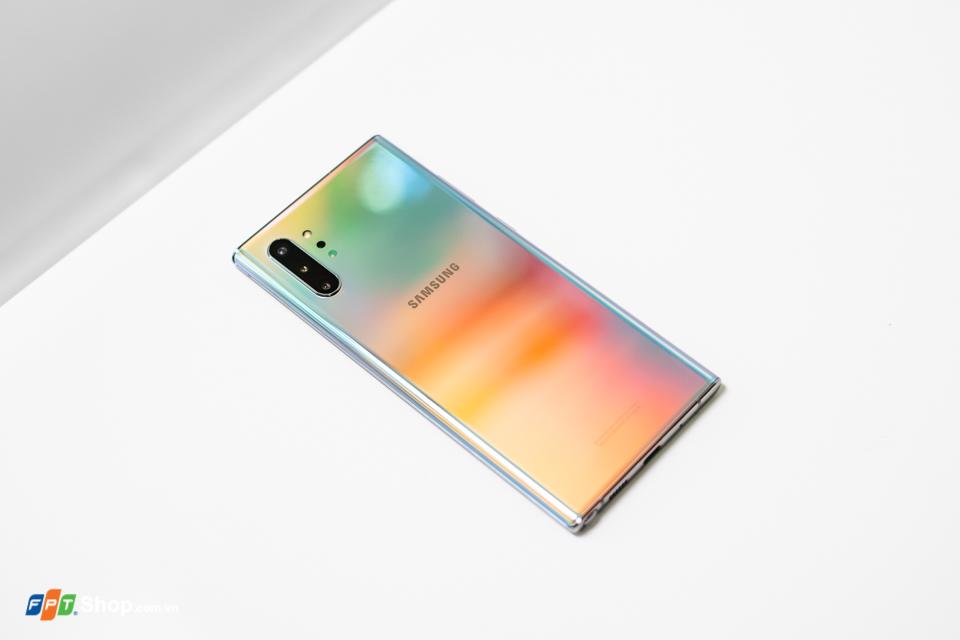 Đánh giá Galaxy Note 10 Plus: Ấn tượng với vẻ đẹp hoàn mỹ
