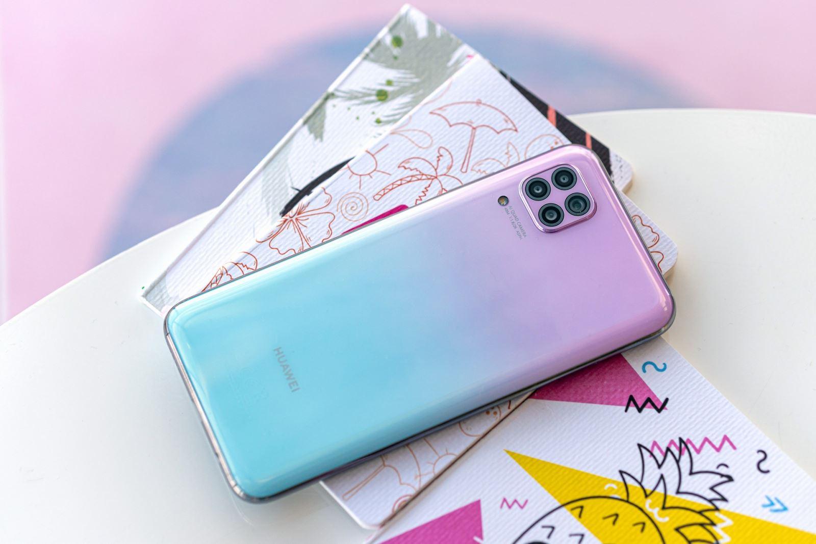 Huawei nova 7i: chỉ 7 triệu cho rất nhiều tính năng cao cấp