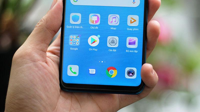 Cấu hình của điện thoại Huawei P30 Lite chính hãng