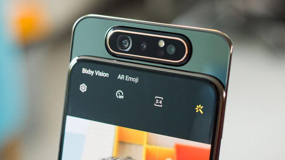 4 bước nhảy vọt công nghệ của Galaxy A80 mà các smartphone cao cấp không có được 4